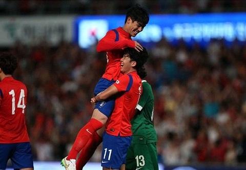 Korea Selatan Tumbangkan Irak di Semi-final