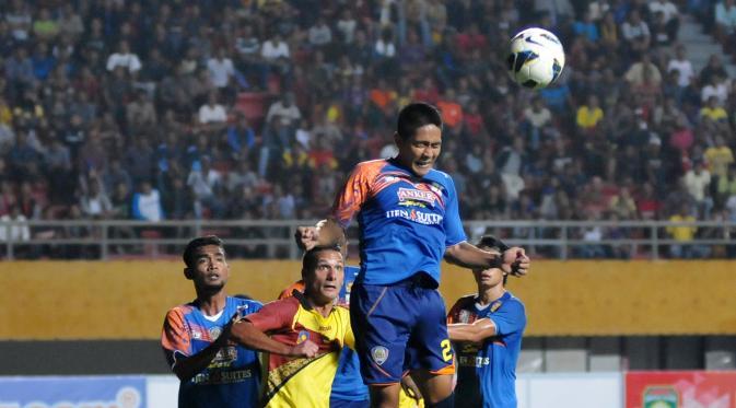 Keberuntungan Memihak Arema Cronous Daripada Sriwijaya FC