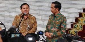 Prabowo Hadir di Tengah Agenda Presiden Jokowi