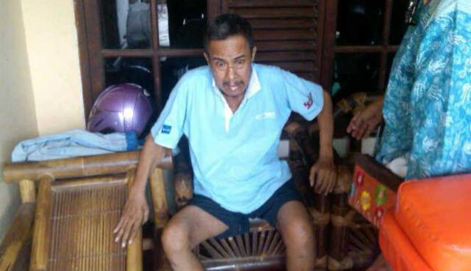 Perjuangan Almarhum Zainal Abidin Domba Melawan Kanker Usus