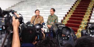 Joko Widodo Membutuhkan Dukungan ?