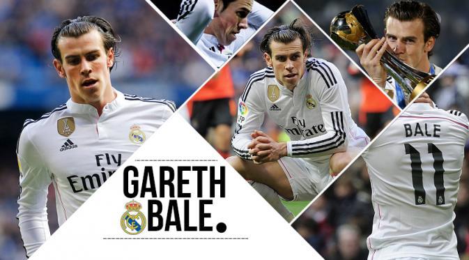 5 Fakta Tersembunyi Gareth Bale Saat Meniti Karirnya di Tim Bola