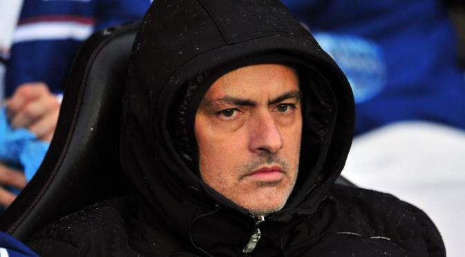 Jose Mourinho Belum Mau Perpanjang Kontrak