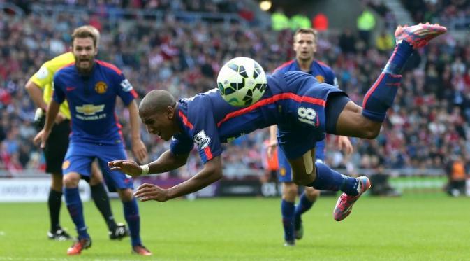Jalani Peran Tak Tetap,  Winger Manchester United Malah Girang