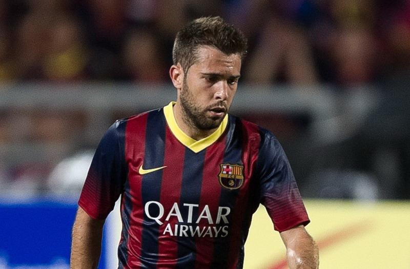 Bek kiri Barcelona, Alba Selalu Ingin Lihat Madrid Kalah