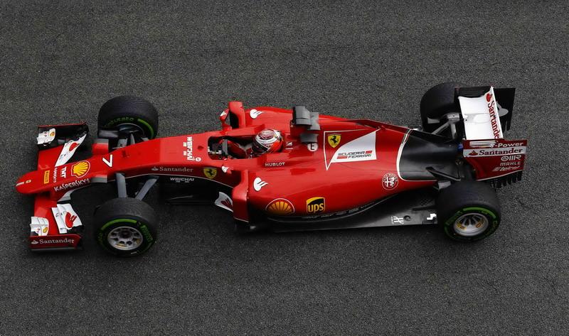 Kimi Raikkonen Merasa tak Khawatir Dengan Kontrak yang Dimilikinya Bersama Ferrari