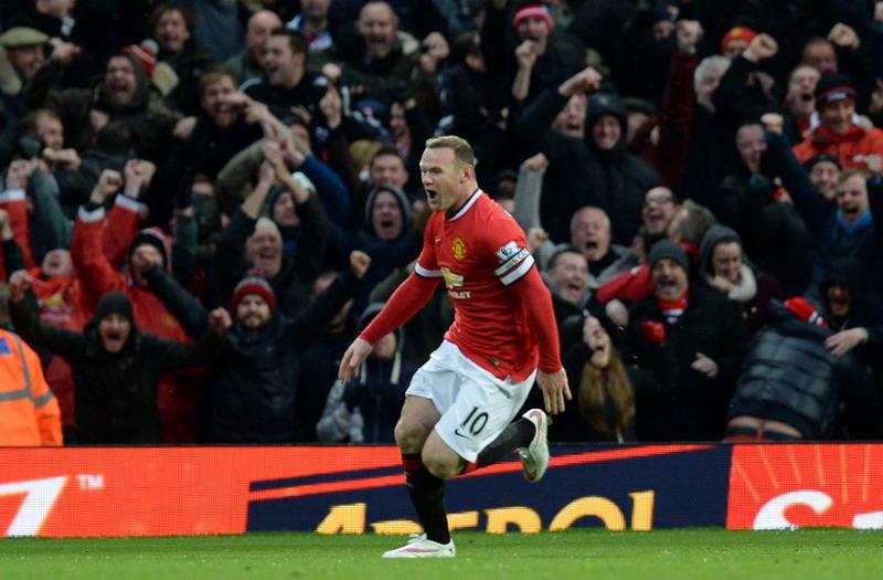 Rooney Kembali Main di Posisi Aslinya Menjadi Penyerang