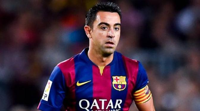 """Adik"" Manchester City Terus Buru Xavi Hernandez"