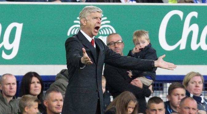 Tamparan Eropa Bakal Sulut Arsenal Bekuk Everton di Champions pekan ini