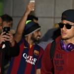 Lonel Messi Menyendiri Usai Gagal Eksekusi Penalti