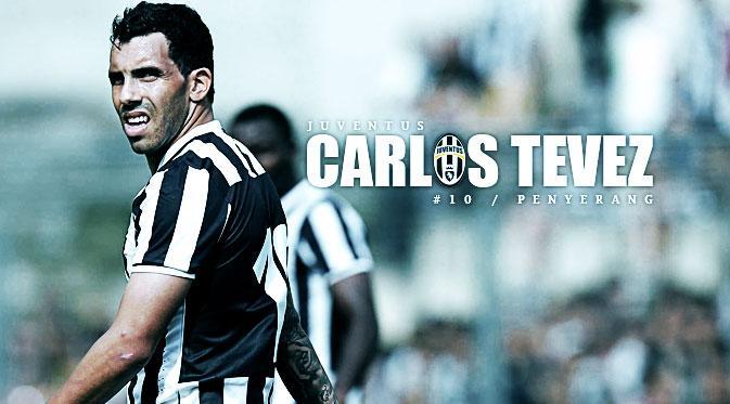 Ditanya Rumor Carlos Tevez, Pelatih Juventus Bungkam