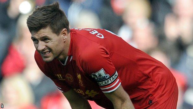 Steven Gerrard Tidak akan Jadi Kapten LA Galaxy