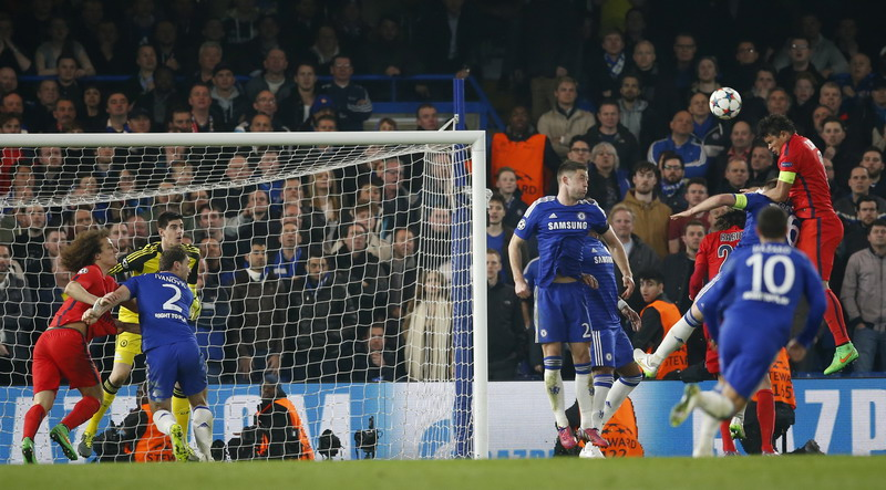 Blunder Terry, Cahill yang Buat The Blues Gagal