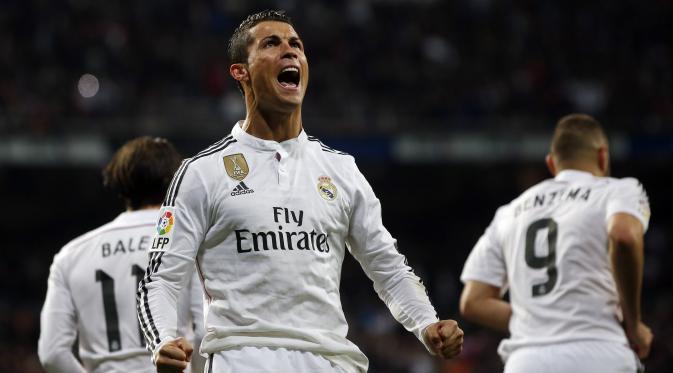 Ronaldo Pemain Real Madrid Paling Ditakuti Bilbao