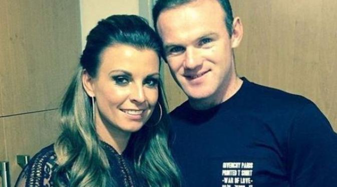 Rayakan Gol Bersejarah, Wayne Rooney Asyik Nonton Konser Lionel Richie