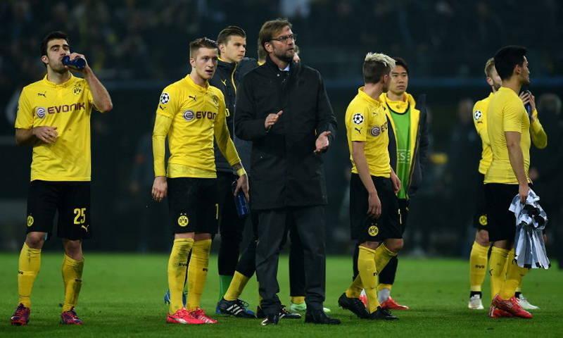 Klopp Syukuri Kegagalan Borussia Dortmund