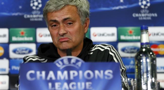 Jose Mourinho Kecewa Chelsea Jarang Dapat Penalti
