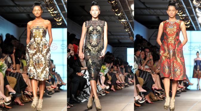 Fashion Pakaian: Kesan Eropa Klasik