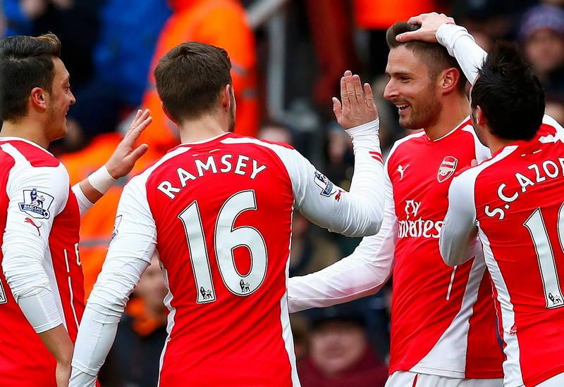 Ingin Menang, Arsenal Harus Brutal
