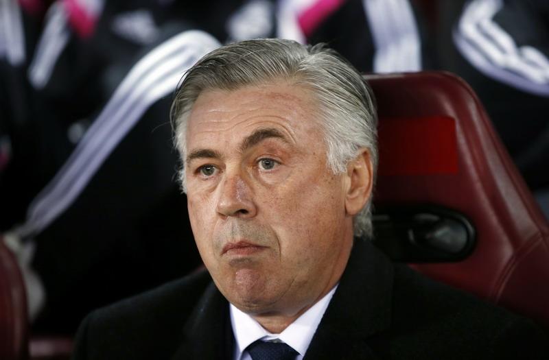 Carlo Ancelotti Akui Kursinya di Madrid Mulai Panas