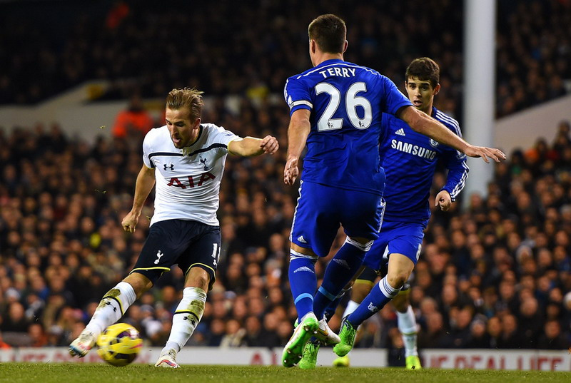 Modal Positif Spurs VS Chelsea