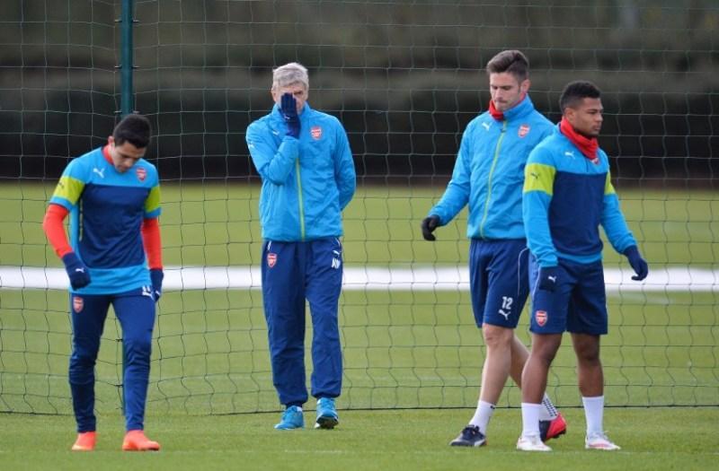 Tim Arsenal Harus Tampil Lepas