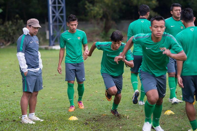 Pelatih Timnas Indonesia U-22 Umumkan Akan Hadapi Vietnam