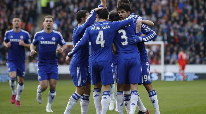 Otak-atik Peluang Chelsea Memenangkan Liga Premier Inggris