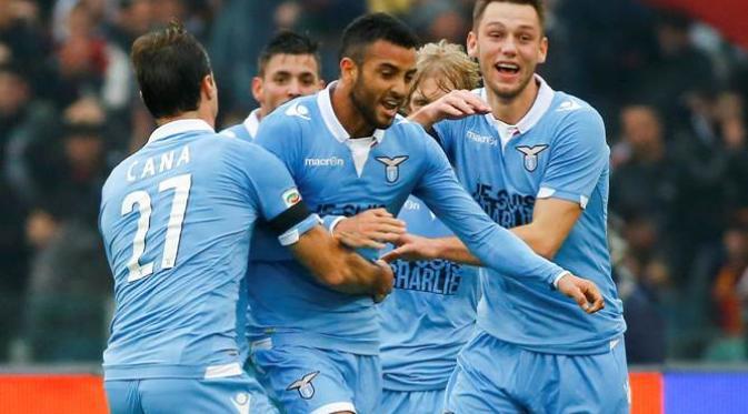 Tim Lazio Amuk Tim Fiorentina 4 Gol Tanpa Balas