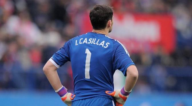 Kiper Ini Akui Sulit Geser Iker Casillas