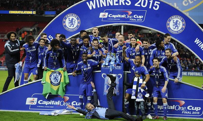 Chelsea Sekarang Kian Dekati Treble