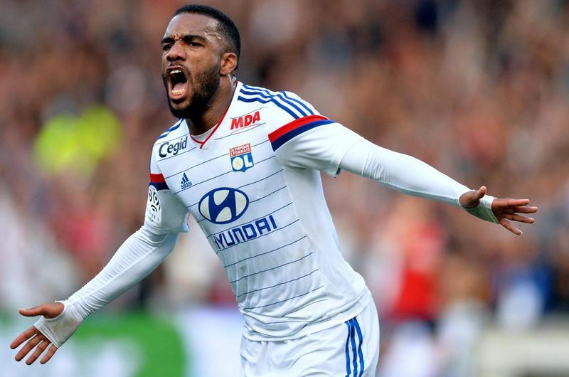 Penyerang Muda Olympique Lyon Akan Samai Benzema