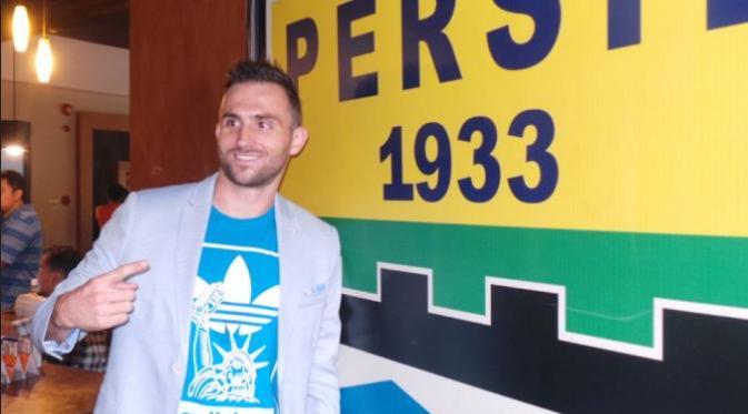 Berita Bola: Striker Asing Persib Masih Mandul