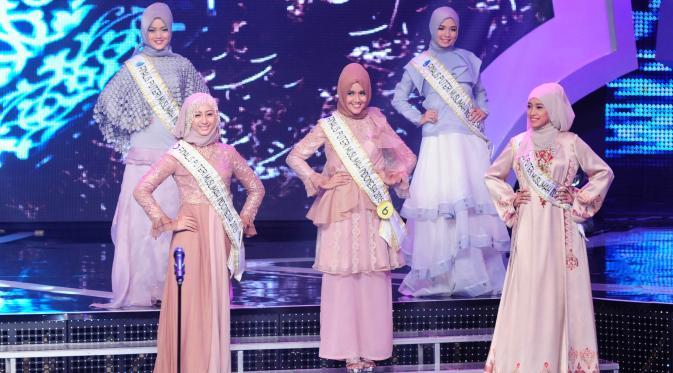 Ajang Putri Muslimah Indonesia 2015