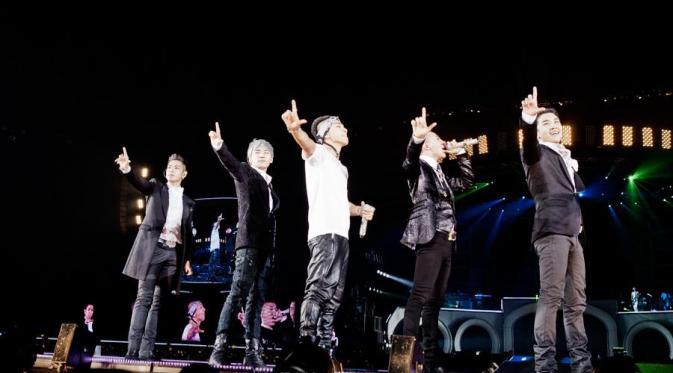 Konser Perdana Bersama Big Bang dan G-Dragon Alami Cedera