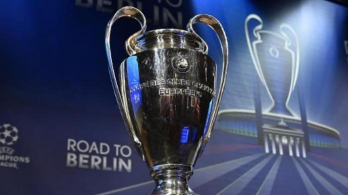 Juve Tantang Barcelona di Final Liga Champions