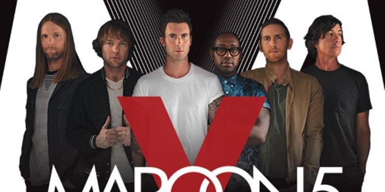 Maroon 5 Tidak Jadi Manggung di Indonesia