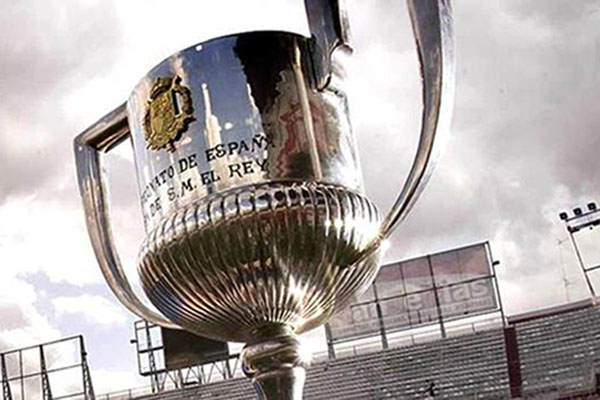 Final COPA DEL REY Barcelona Vs Bilbao