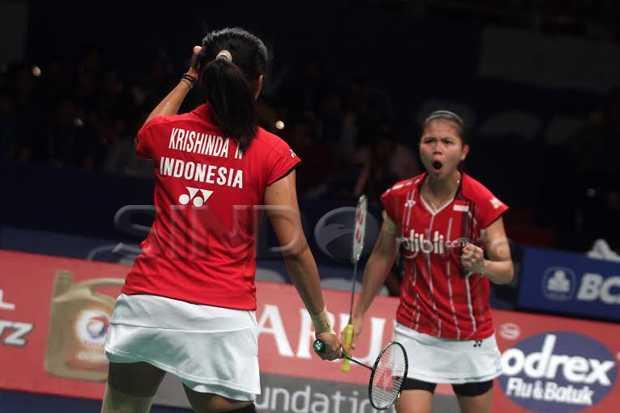 Greysia/Nitya Lolos ke Final