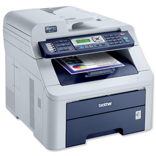 Memilih Printer Laser Warna