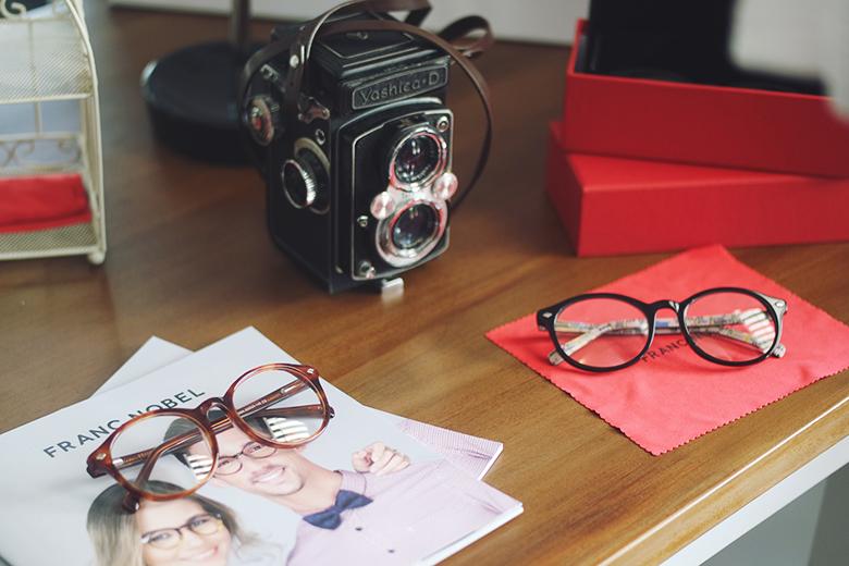 Fashion Style Kacamata Pria