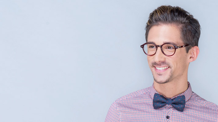 Pandangan Terhadap Pria Yang Berkacamata