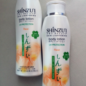 shinzui body lotion
