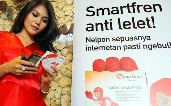 Internet ngebut dan anti lelet dari Smartfren