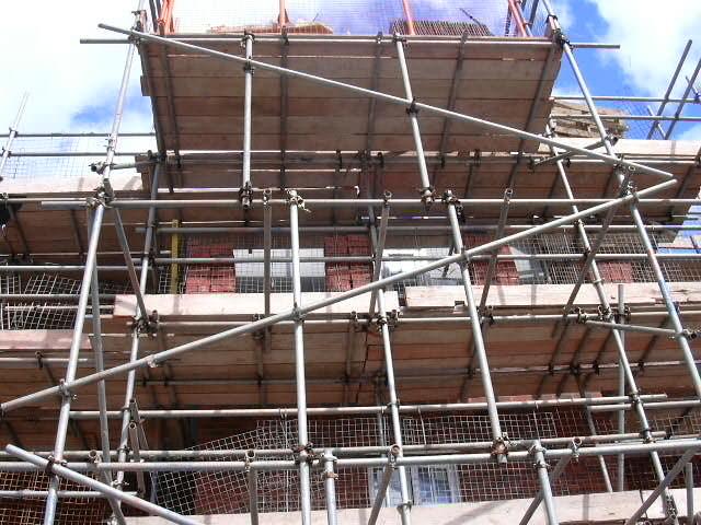Sewa Scaffolding Untuk Kontruksi Bangunan