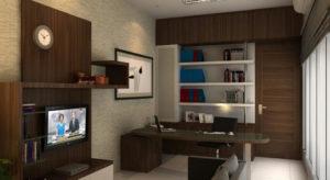 perushaan desain interior