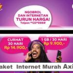 Cara Daftar Paket Internet Smartfren Unlimited