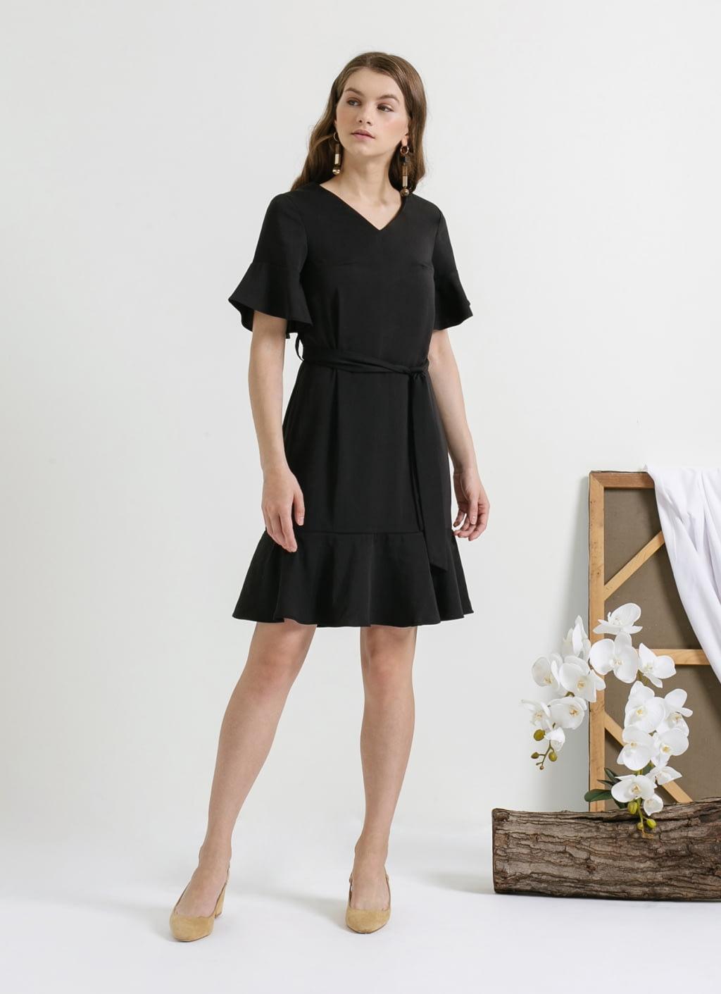 Gaun mini dan long dress
