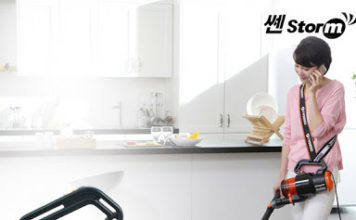 Vacuum Cleaner Sedot Debu