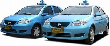 Kenyamanan Berlangganan dengan Taxi Blue Bird